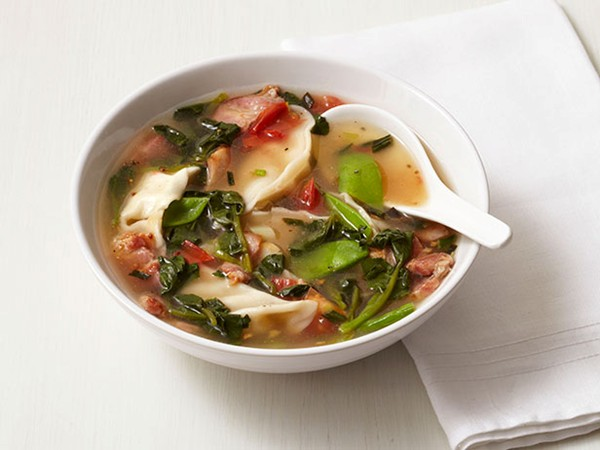 Chicken Potsticker Recipe Food Network